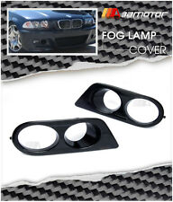 FRONT BUMPER FOG LAMP LIGHT COVERS AIR DUCT DUCTS VENTS for 2001-2006 BMW E46 M3