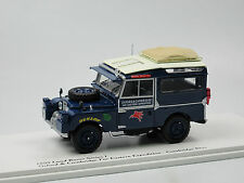 TSM Model Land Rover Series I Oxford & Cambridge Far Eastern Expedition 1/43