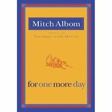 For One More Day by Mitch Albom Paperback Book (English)