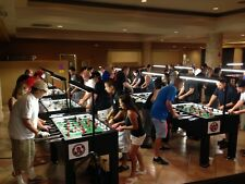 Warrior Table Soccer - Tournament Used Model WTST4004
