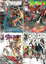 Image Comics Spawn 7-10 Issue Original Ongoing Series Classic Comic Book ~ryokan