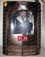 16295 Cruella De Vil Barbie, 1996 (Great Villains Collection) Walt Disney, Matte