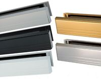 "12"" Slimline Letterbox For Upvc / Aluminium Doors (315 x 50mm) - All Colours"