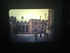 LOT of 30 Amateur 35mm Slides England UK Castles & Countryside