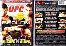 UFC 85 - Hughes Vs. Alves - Bedlam (DVD, 2009, 2-Disc Set)