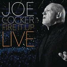 Joe Cocker - Fire It Up - Live (2014) 2 CDs - original verpackt - Neuware