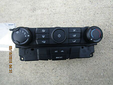 08-10 FORD FOCUS S SE SES SEL SPORT A/C HEATER CLIMATE CONTROL P/N 9S43-19980-CA