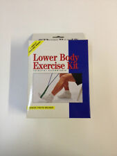 Lower Body Exercise Therapy Workout Resistance Tubing THERA-BAND HYG163LWR