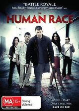 Human Race, the DVD NEW