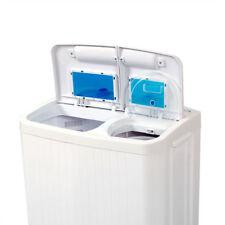Samsung White 27 inch Active Sink Washer And Gas Dryer WA48J7700AW /& DV48J7700GW