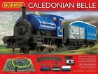 HORNBY OO SCALE TRAIN SET CALEDONIAN BELLE HRR1151