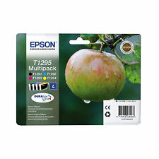 ORIGINALI EPSON T1295 BK C M Y PER Epson WorkForce WF-7015 630 WF-3540DTWF