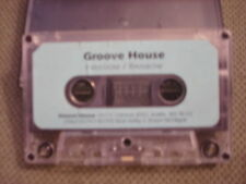 VERY RARE Groove House DEMO CASSETTE TAPE Freedom / Rainbow UNRELEASED Seattle !