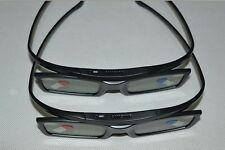 2 x SAMSUNG 3D Active Shutter Glasses SSG-5100GB 2011 12 13 14 15 TV LED