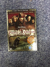 dvd Pirates Of The Caribbean At Worlds End 2 -Disc Special Edition