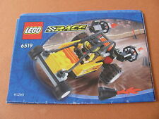 LEGO 6519 @@ NOTICE / INSTRUCTIONS BOOKLET / BAUANLEITUNG