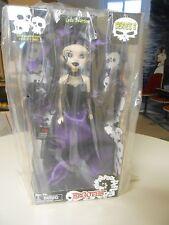 New MIB Begoths Series 5 Goth Doll 12 Inch Leda Swanson Purple Dress