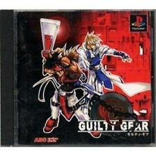 USED PS1 Guilty Gear Japan Import