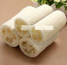FD746 Natural Loofa Luffa Bath Shower Wash Bowly BodY Sponge Scrubber Spa ~1PC#