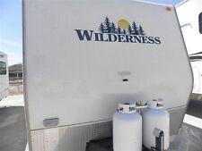 WILDERNESS RV FLEETWOOD CAMPER 5TH WHEEL TRAILER DECALS STICKERS FRN1