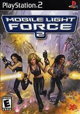 Mobile Light Force 2 - Playstation 2 ps2
