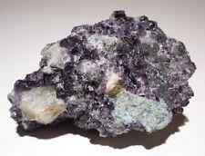 Phenacite Aquamarine Fluorite Russia RARE Combo Terminated Phenakite 197g