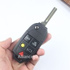 VOLVO Smart Keyless Remote Entry Flip Key Shell Fob Replacement For VOLVO XC70
