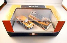 2008 JAPAN HOT WHEELS CONVENTION TWO CAR SET '67 CAMARO & '55 CHEVY PANEL