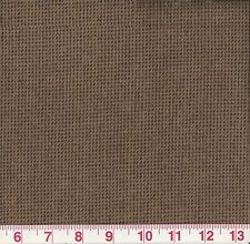 1 Yard 50% Wool Upholstery Fabric Ralph Lauren Weekend Tweed Bark Brown MSRP