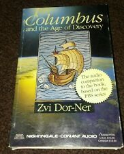 Columbus And The Age Of Discovery By Zvi Dor-Ner (1991) History Hardback Enlish