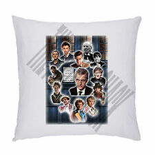 DR WHO ON TARDIS CUSHION / PILLOW INCLUDES PADDING. CAN BE PERSONALISED