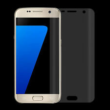 For Samsung Galaxy S7 Full Cover Screen Saver Protector Curved Shield Film TB2