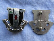 CRESTS US ARMY WW2