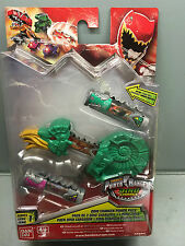 Power Rangers Dino charge morpher booster power pack - No's 5 & 20 + zord holder