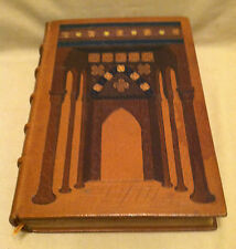 Lalla Rookh 1851 Superb Fine Leather INLAID Binding Signed Taffin
