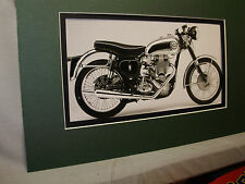 1960 BSA Gold Star Clubmans  British  Motorcycle Exhibit from Automotive Museum