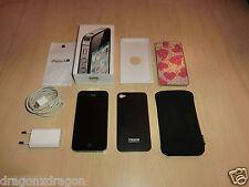 Apple iPhone 4S 32GB Schwarz, OVP, ohne Simlock, Unlocked, 1 Jahr Garantie