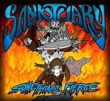 SANKTUARY - Something Fierce (NEW*CAN POWER/SPEED METAL*HAVE MERCY*NASTY SAVAGE)