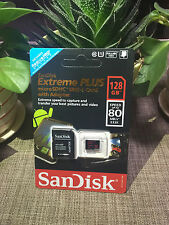 2016 new 128GB*Micro SD SDXC MicroSD TF Class 10 Extreme UHS-I 80MB/s 533X