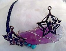 ~WISH GRANTING~  BLACK WIDOW Amulet Pendant Talisman SPELLS WICCA WITCH Powerful