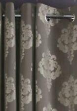"Next Grand Damask Jaquard Eyelet Curtains 168x229cms(66x90"")rrp£99"