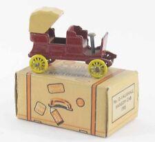 1/ 87 ème CHARBENS N°: 12 / VAUXHALL HANSOM CAB 1905 / jouet ancien