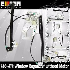 Front Left Driver Window Regulator w/o Motor for BMW 97-03 540i 01-03 525i