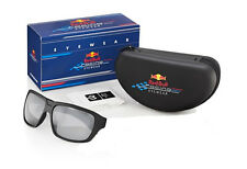 New & Authentic RED BULL INFINITI RACING Sunglasses RBR214 Mat Black
