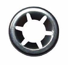 5 x Starlock Edelstahl 12 mm Unterlegscheibe Sicherungsscheibe Achs-Klemmring
