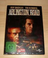 DVD Arlington Road - Tim Robbins - Jeff Bridges - Joan Cusack - Neu OVP