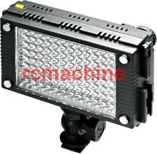 Genuine F&V HDV-Z96 96 LED Light For Canon EOS 5D II 7D 550D DV DSLR Rig arm