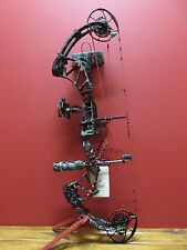 NEW 2017 PSE EVOLVE RH 40-60# BOW PACKAGE SKULLWORKS 2 CAMO 346 FPS