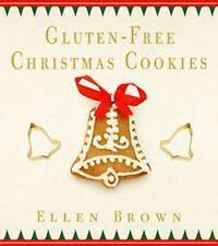 Gluten-Free Christmas Cookies, Brown, Ellen