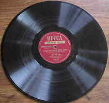 "Ray Bolger - 78 rpm - ""Once In Love With Amy"" / ""Maybe A Miracle"" - Decca 40065"